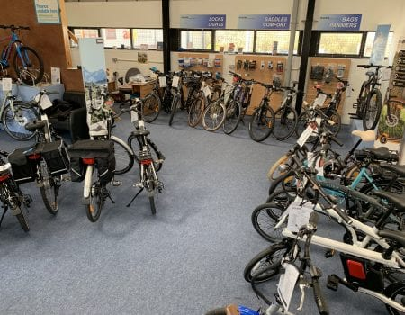 electric bike shop exeter