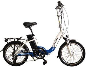Batribike Dash Blue