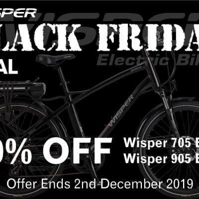 Wisper Black Friday