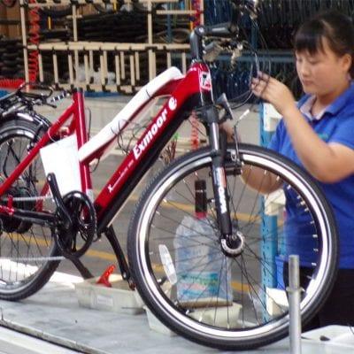 electric bike manufacturer in China